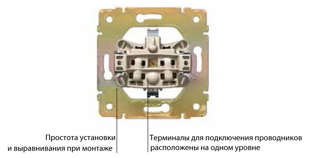 Механизм переключателя одноклавишного Legrand Valena 770106 алюминий в Йошкар-Оле за 299.97 руб. в наличии